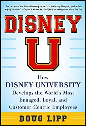 Disney U livro book
