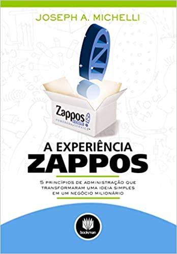 a experiencia zappos livro