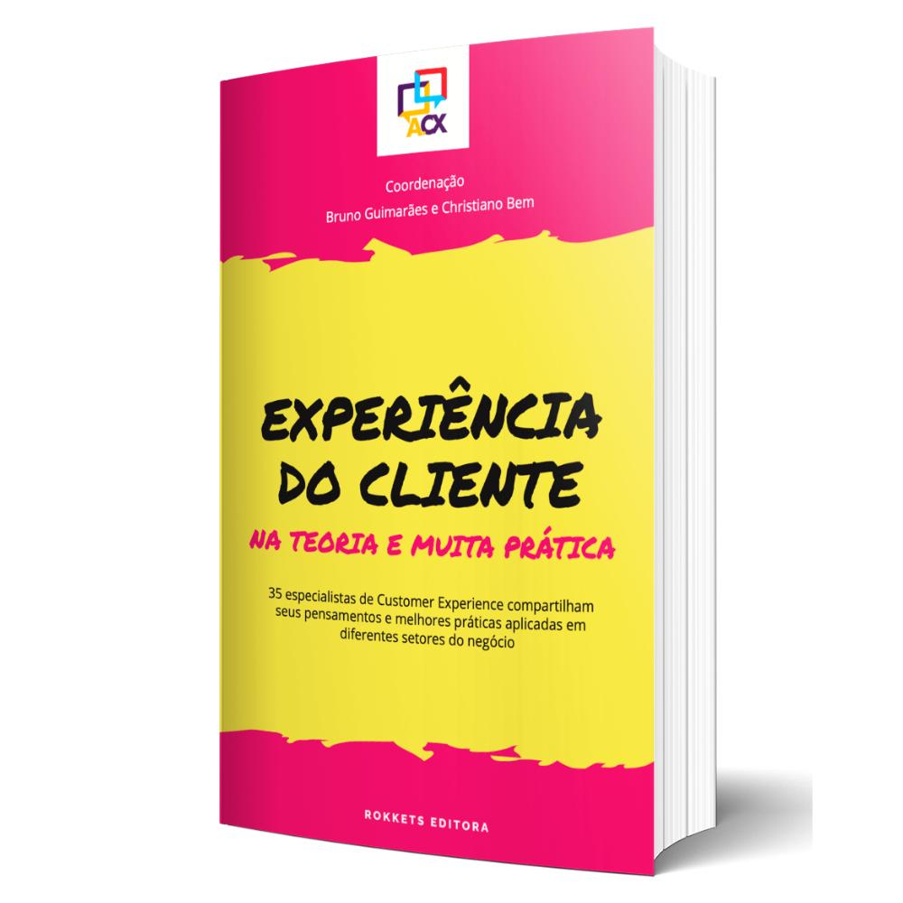 experiencia do cliente na teoria e muita pratica livro