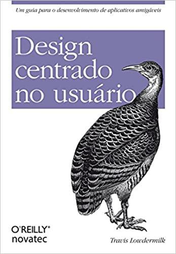 Design Centrado no Usuário livro
