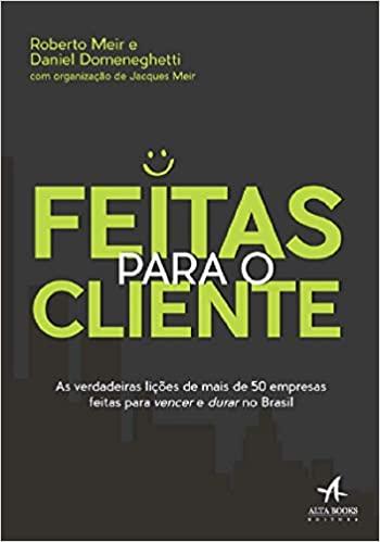 livro feitas para o cliente