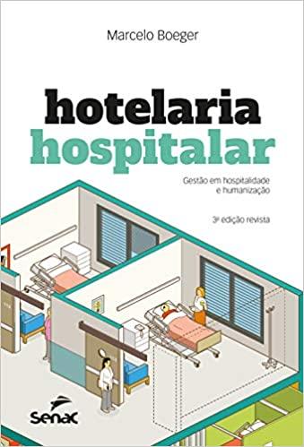 livro hotelaria hospitalar